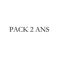 PACK 2 ANS